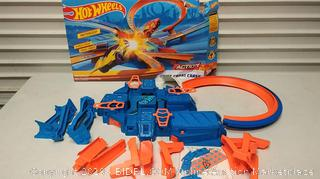 Hot Wheels Criss Cross Crash Track Set - ToysCrates.com