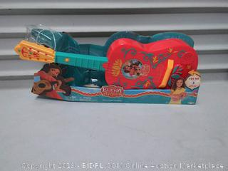 Disneys Elena of Avalor Storytime Guitar Featuring 3 Songs Kid Toy