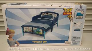Toy Story 4 toddler bed