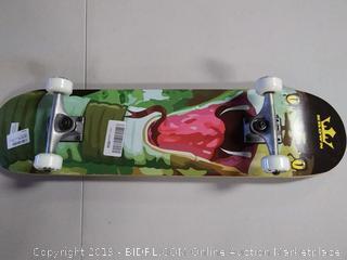 Krown KRRC- 72 Rookie Cobra Skateboard Complete