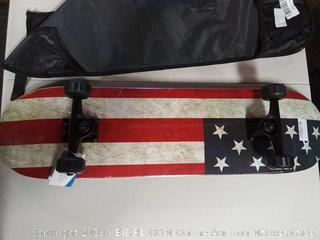 NPET Pro Skateboard...board (American Flag)
