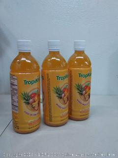 TropicKing mixed fruits Juice drink 24pk