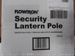 Flowtron SP-200 Security Lantern Pole for Electronic Bug Killers