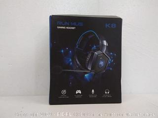 Run Mus K8 Gaming Headset