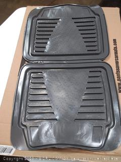 PantsSaver 0713072 Car Mat, Grey