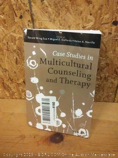 Multicultural counseling and therapy