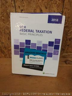 CCH Federal taxation