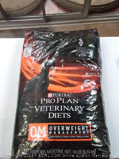 Pro Plan Veterinary Diets Overweight Management Canine Formula