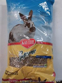 Kaytee Supreme Rabbit Food 10 pounds
