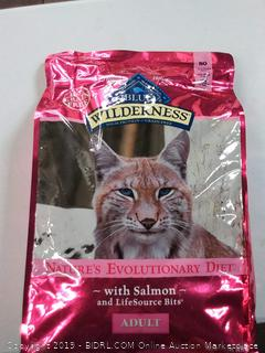 Adult Cat Food Salmon