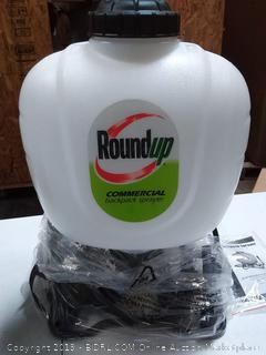 Roundup Commercial Backpack Sprayer