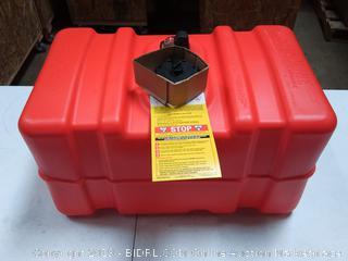 Sacepter plastic Fuel Tank 12 gallon/45L EPA/CARB