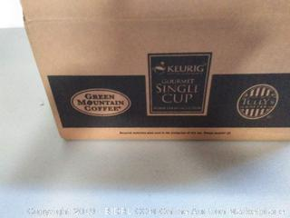 Keurig Eight O'Clock Gourmet Single Cups, 6 boxes