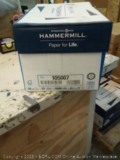 105007 - Hammermill® - Copy Paper - Paper - Plus Mp Paper, 8 1/2