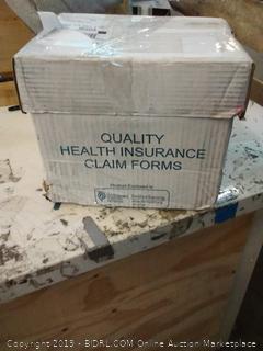 Quality Health Insurance claim forms