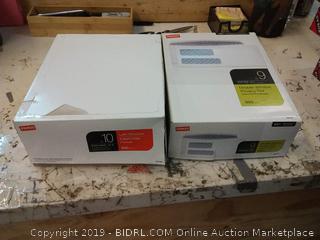 bundle lot envelopes