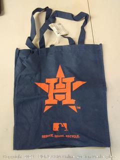 Major League Baseball Reusable Bag