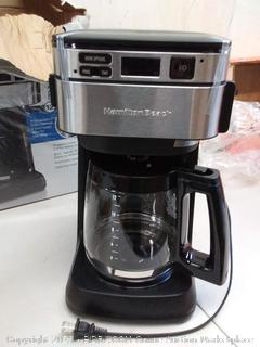 Hamilton Beach Programmable Easy Acess 12 Cup Coffee Maker