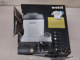 Wabi Baby Electric Steam Sterilizer and Dryer (Online $119.99)