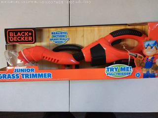 Black & Decker Jr Grass Trimmer