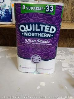 Quilted Northern toilet paper Ultra-Plush 16 Rolls