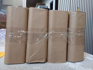 Brown napkins 4 boxes