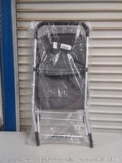 Homz Large Euro Tote Shopping Cart(Legs Bent)