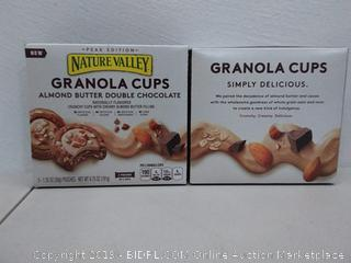 Nature Valley Granola Cups Almond Butter - Box of 6
