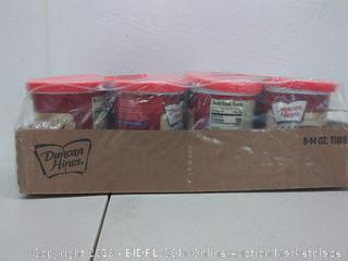 Duncan Hines Chocolate Whipped Frosting 8 cans
