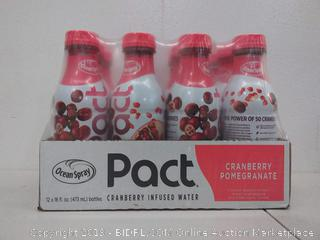 Ocean Spray 21101 21101 12/16Z Pact Cranberry