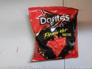 40 CT Doritos Flamin Hot SP