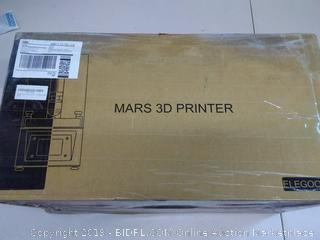 Mars 3D Printer6 *Water Damaged Box*