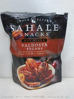 Sahel snacks nut blend Valdosta Pecans