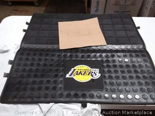 NBA- LA Lakers Black Mat