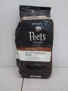 Peet's Coffee dark roast