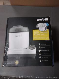 Wabi Baby Electric Steam Sterilizer and Dryer ($119 Online)