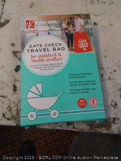 GATE CHECK STANDARD/DOUBLE STROLLERS by Gate Check