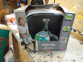 smartclean toddler booster