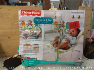 Fisher-Price bounce and play