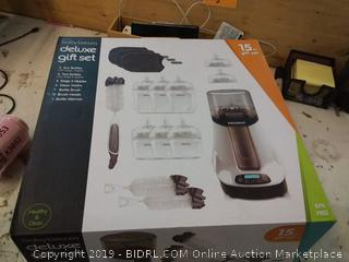 Baby Brezza Baby Bottle and Baby Food Warmer Set – Includes Set