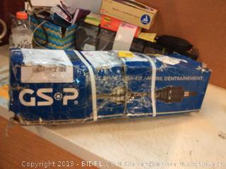 GSP NCV53500 CV axle assembly (rear left)