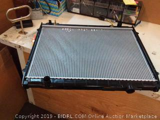 OSC original design radiator