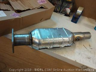 Walker ultra catalytic converter 15817