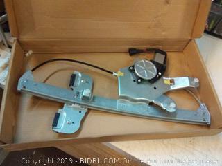 OE Replacement Buick Lesabre Front Driver Side Door Glass Regulator W/Motor (Partslink Number GM1350132)