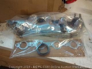 graywerks. exhaust manifold part no. 101262