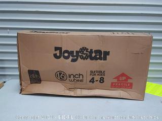 joystar 16-inch wheel bike for ages 4 through 8