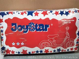 "JoyStar 12"" Wheel Balance Bike for Girls & Boys Glider/Slider Bike, No pedal Bicycle, Ages 2-5"