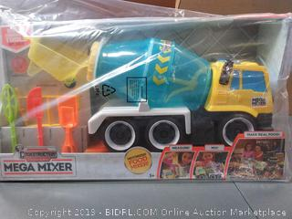 Cookstruction Company Mega Mixer