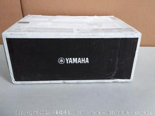 Yamaha RX-V385 5.1-Channel 4K Ultra HD AV Receiver with Bluetooth( Factory sealed) online $232