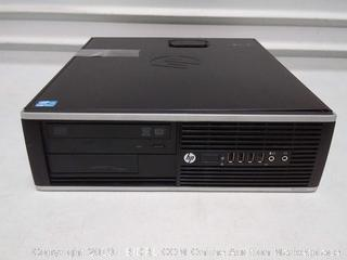 HP Compaq Elite 8300 Intel i7 500gb Windows 8 Pro( no power cord and no Ram) previously owned